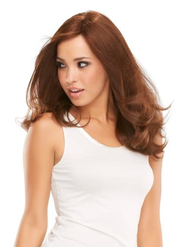 Radiant Monofilament Straight Long Full Lace Wigs For Cancer