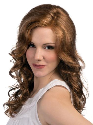Lace Front Curly Synthetic Radiant Long Wigs