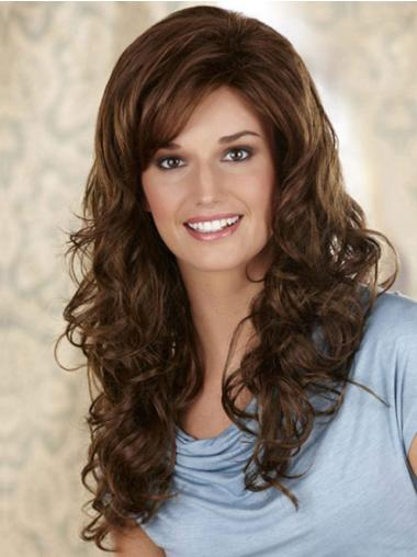 Lace Front Curly Synthetic Online Long Wigs