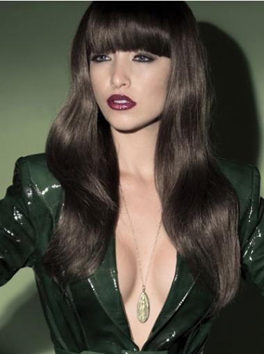 Great Black Wavy Long Synthetic Wigs
