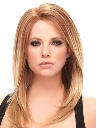 Traditiona Auburn Lace Front Shoulder Length Remy Human Lace Wigs