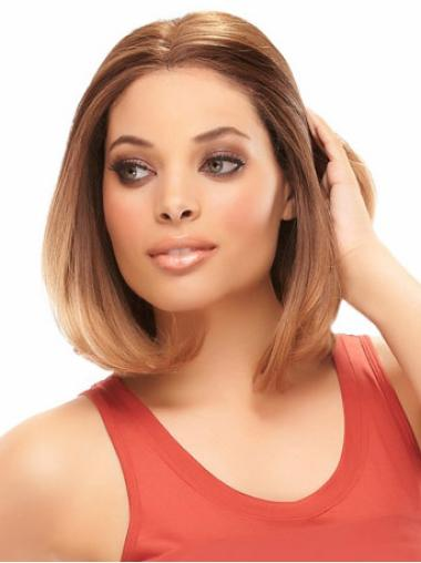 Best Auburn Lace Front Chin Length Wigs