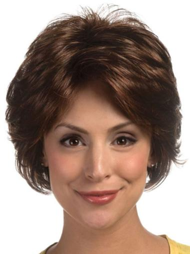Radiant Lace Front Wavy Short Classic Wigs