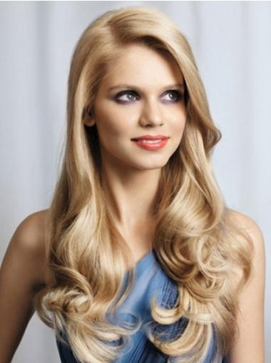 Blonde Wavy Synthetic Cosy Long Wigs