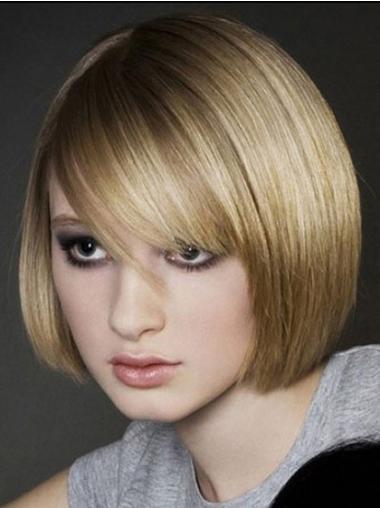 Braw Blonde Straight Chin Length Wigs