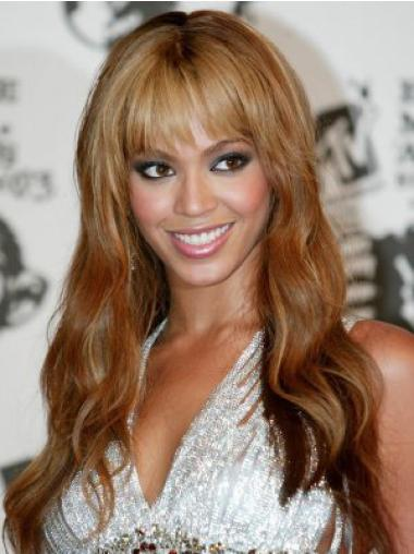 Online Auburn Wavy Long Beyonce Wigs