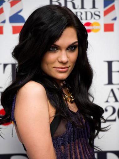 Online Black Wavy Long Jessie J Wigs