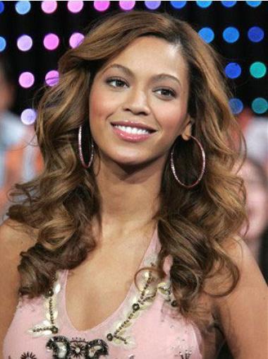 Mature Lace Front Wavy Long Beyonce Wigs