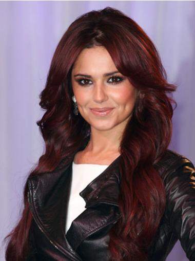 Radiant Lace Front Wavy Long Cheryl Cole Wigs