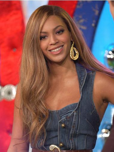 Convenient Lace Front Wavy Long Beyonce Wigs