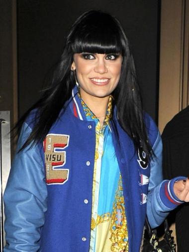 Great Black Lace Front Long Jessie J Wigs