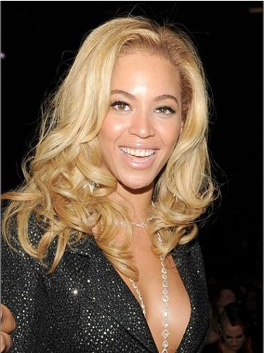 Braw Blonde Wavy Shoulder Length Beyonce Wigs