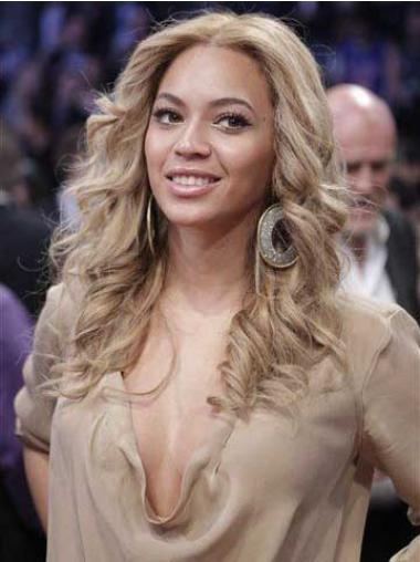 Wholesome Blonde Wavy Long Beyonce Wigs