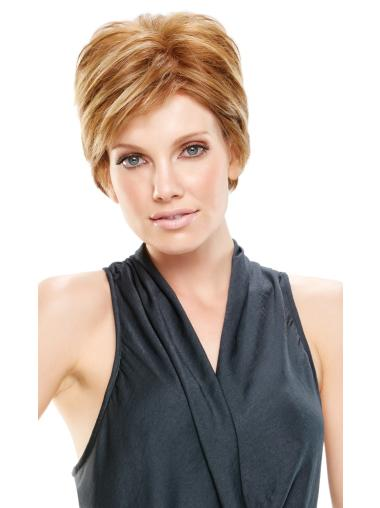 Boycuts Wavy Synthetic Good Short Wigs