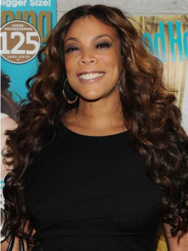 Wendy Williams Full Lace Wavy Wigs Long