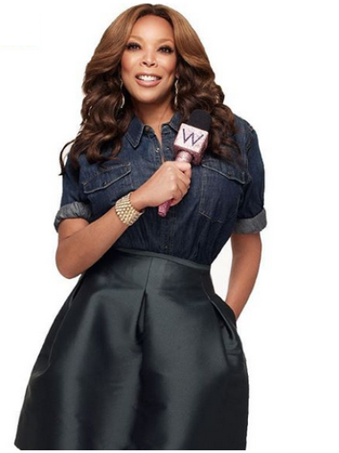 Wendy Williams Wavy Layered 18 Inch Celebrity Wigs