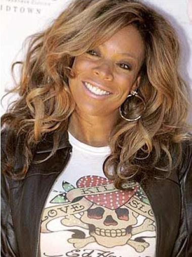 16 Inch Blonde Lace Front Wigs Wendy Williams