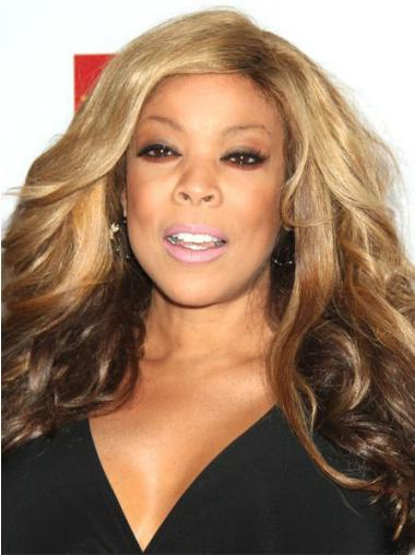 Layerd Wendy Williams Style Two Tone Ombre Wigs