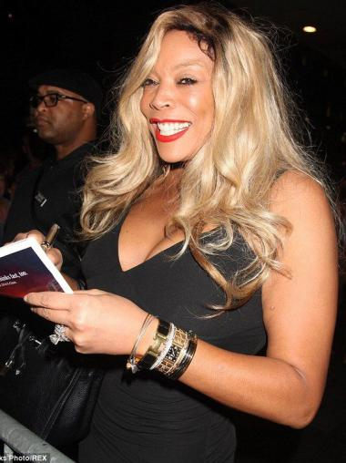 Wendy Williams Inspired Wigs Long Blonde Remy Hair