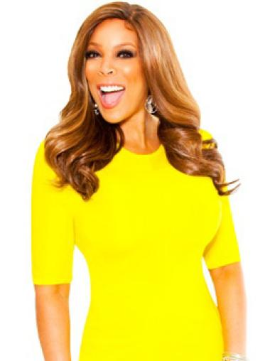 """Wendy Williams 18"""" Wavy Long Synthetic"""