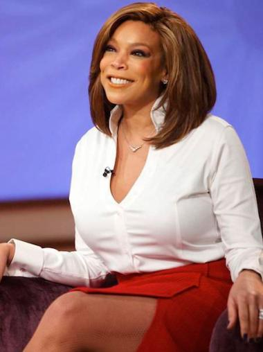 """Wendy Williams 12"""" Straight Chin Length Remy Human Hair"""