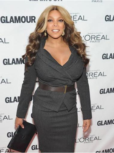 """Wendy Williams 22"""" Wavy Long Full Lace Synthetic"""