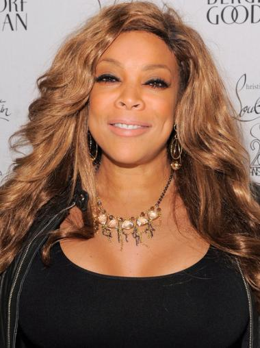 """Wendy Williams 20"""" Wavy Long Synthetic"""