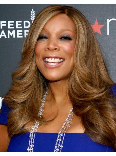 Long Wavy Wendy Williams Wigs African American Hair