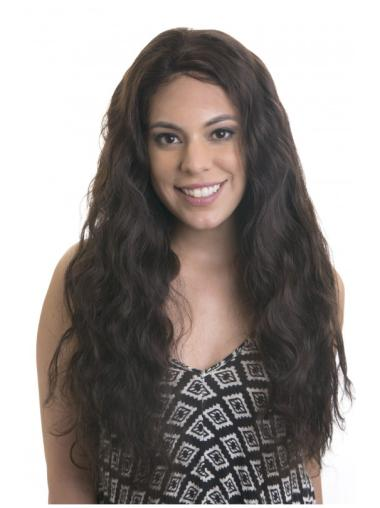 long hairstyles without bangs synthetic black for african american