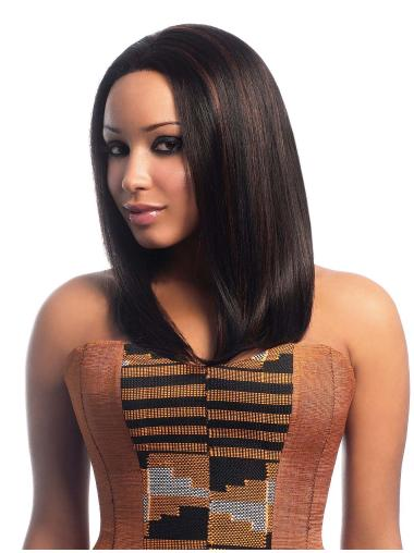 Lace Front Human Hair For African American
