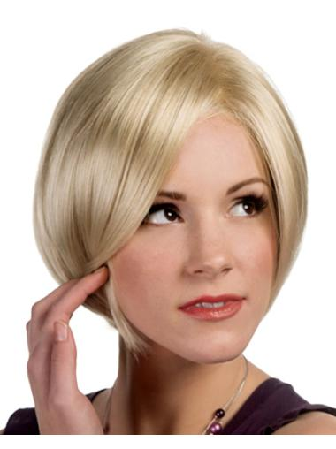 Blonde Lace Front Lace Ideal Medium Wigs