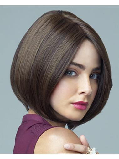 Lace Front Wholesome Straight Synthetic Medium Wigs