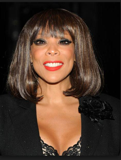 Wendy Williams Hairstyles - Famous Hair Style 2018