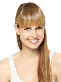 Remy Human Hair Blonde Convenient Clip in Hair Extensions