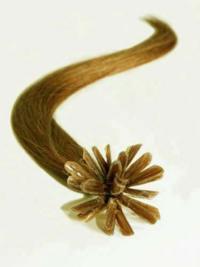 Remy Human Hair Straight Discount Nail-U Tip Hair Extensions