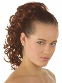 Synthetic Auburn High Quality Ponytails