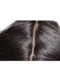Impressive Black Straight Long Lace Closures Extensions