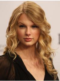Durable Blonde Wavy Long Taylor Swift Wigs