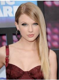 Wholesome Blonde Lace Front Long Taylor Swift Wigs