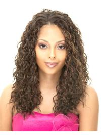Comfortable Blonde Curly Long African American Wigs