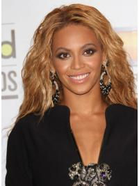 Cheapest Brown Wavy Long Beyonce Wigs