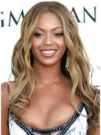 Radiant Blonde Wavy Long Beyonce Wigs