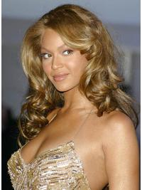 Easeful Blonde Curly Long Beyonce Wigs