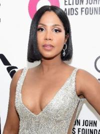 Short Bobs Black Toni Braxton Wigs 2015 Celebrity Wigs