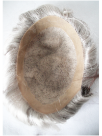 Mono Base Poly Coat Around Man Wigs