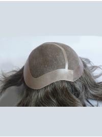 Mono PU Mens Wigs