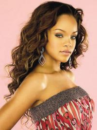 Good Auburn Curly Long Lace Front Wigs