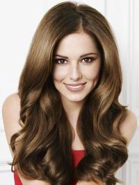 Nice Brown Wavy Long Cheryl Cole Wigs