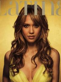 Best Lace Front Wavy Long Jessica Alba Wigs