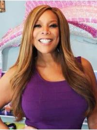 "20"" Ombre/2 tone Capless Wendy Williams Wigs"